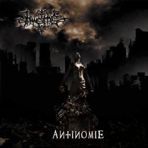 HYEMS - ANTINOMIE - CD