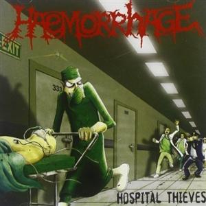 HAEMORRHAGE | GRUESOME STUFF RELISH - SPLIT - CD