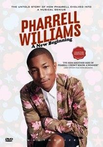 WILLIAMS PHARRELL - A NEW BEGINNING - DVD