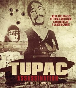 2PAC - TUPAC - ASSASSINATION III: BATTLE FOR COMPTON - Blu-ray Disc
