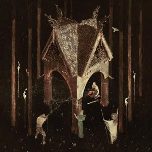 WOLVES IN THE THRONE ROOM - THRICE WOVEN (LTD GREY/CLEAR SWIRL VINYL) - 33T x 2