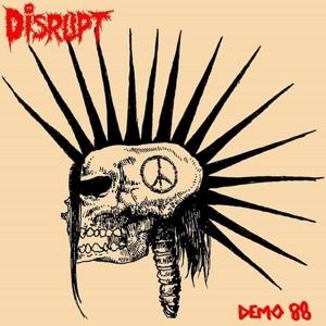 DISRUPT - DEMO '88 - CD