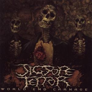 JIGSORE TERROR - WORLD END CARNAGE - CD x 2