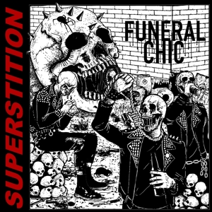 FUNERAL CHIC - SUPERSTITION - CD