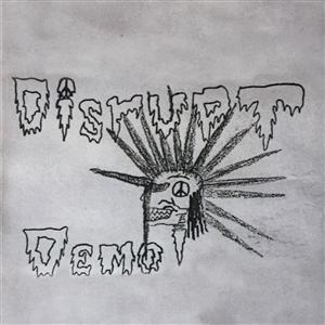 DISRUPT - DEMO '88 (BLACK VINYL 2019 EDITION) - 45T x 1