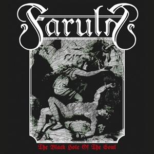 FARULN - THE BLACK HOLE OF THE SOUL - 25 cm
