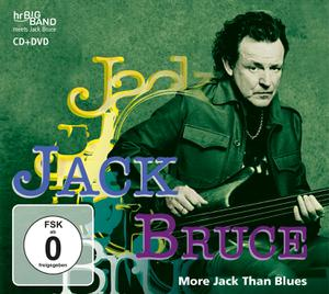 BRUCE JACK & HR BIGBAND - MORE JACK THAN BLUES - DVD + CD