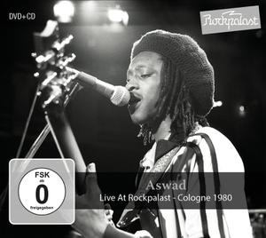 ASWAD - LIVE AT ROCKPALAST - DVD + CD