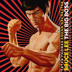 THOMAS PETER SOUND ORCHESTER - BRUCE LEE: THE BIG BOSS - CD