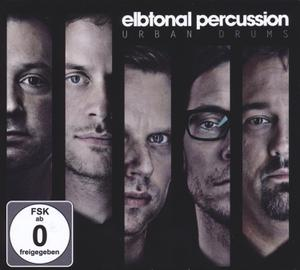 ELBTONALPERCUSSION - URBAN DRUMS - DVD + CD